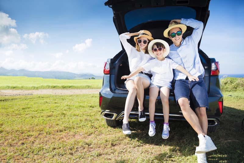 4人家族でコンパクトカーを選ぶ時のポイント