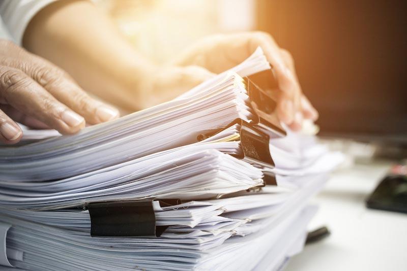 譲渡証明書など手続きは業者に任せる