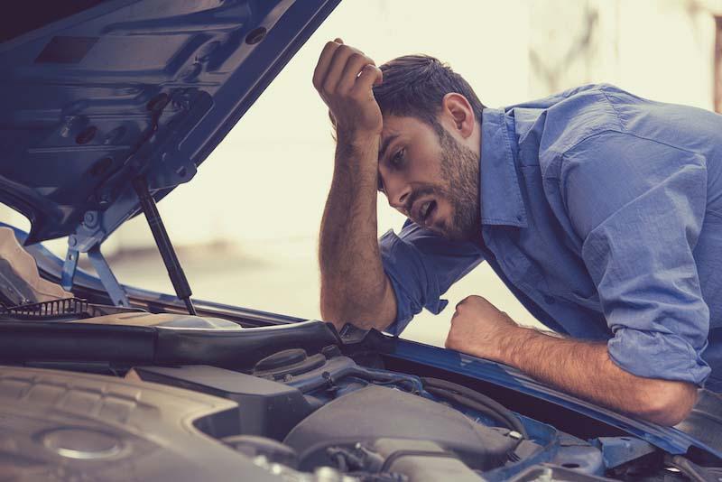 車検切れの車を維持するデメリット