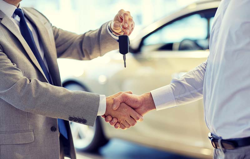 車を購入した時の納期の目安